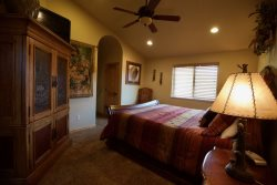 Upper Level - Master Suite - Bedroom 1